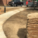 Villages at Germantown Sod Installation