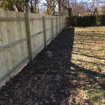 South Holmes Fence Construction in Memphis