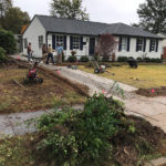 Memphis Landscaper Makeover on Cardinal
