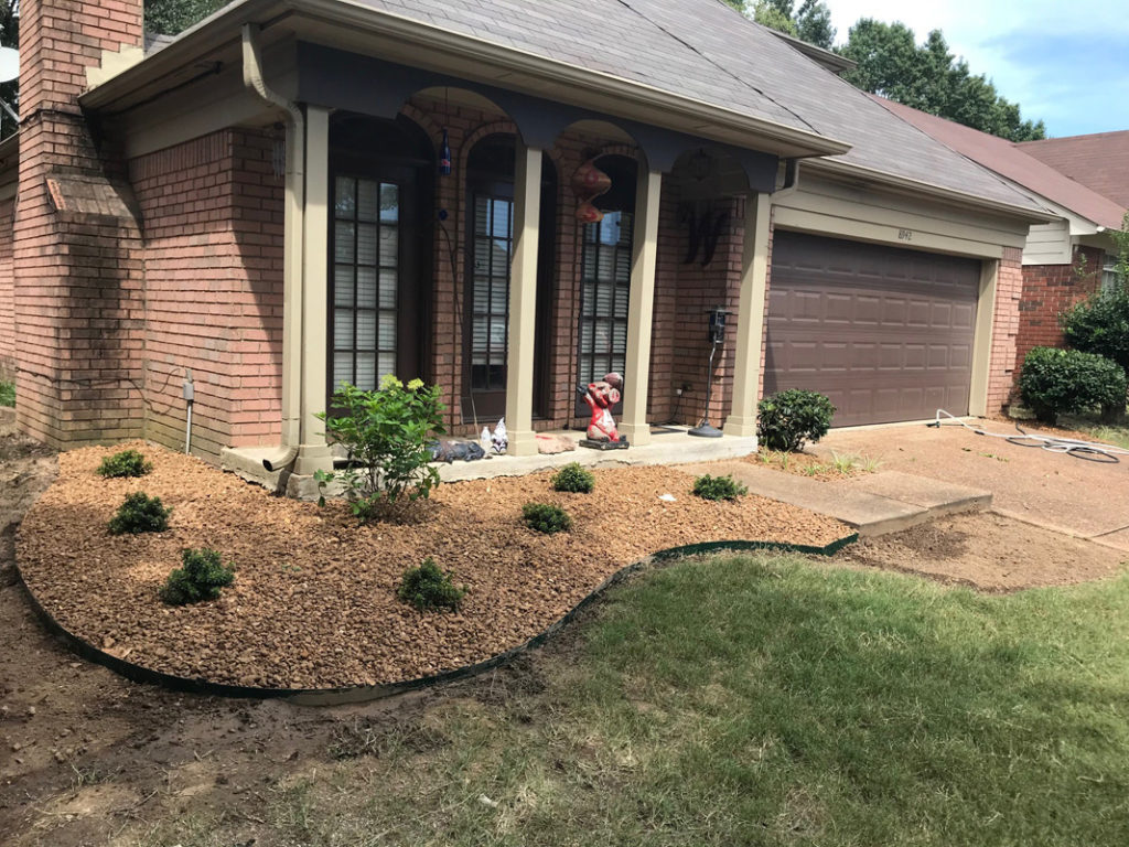 Wiley Residence Landscape Makeover