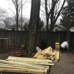 High Point Fencing Project