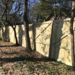 Custom 8 Foot Privacy Fence