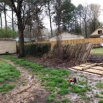 Standard Privacy Fence Project