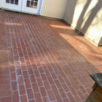 New Paver Patio After